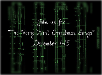 First Christmas Songs